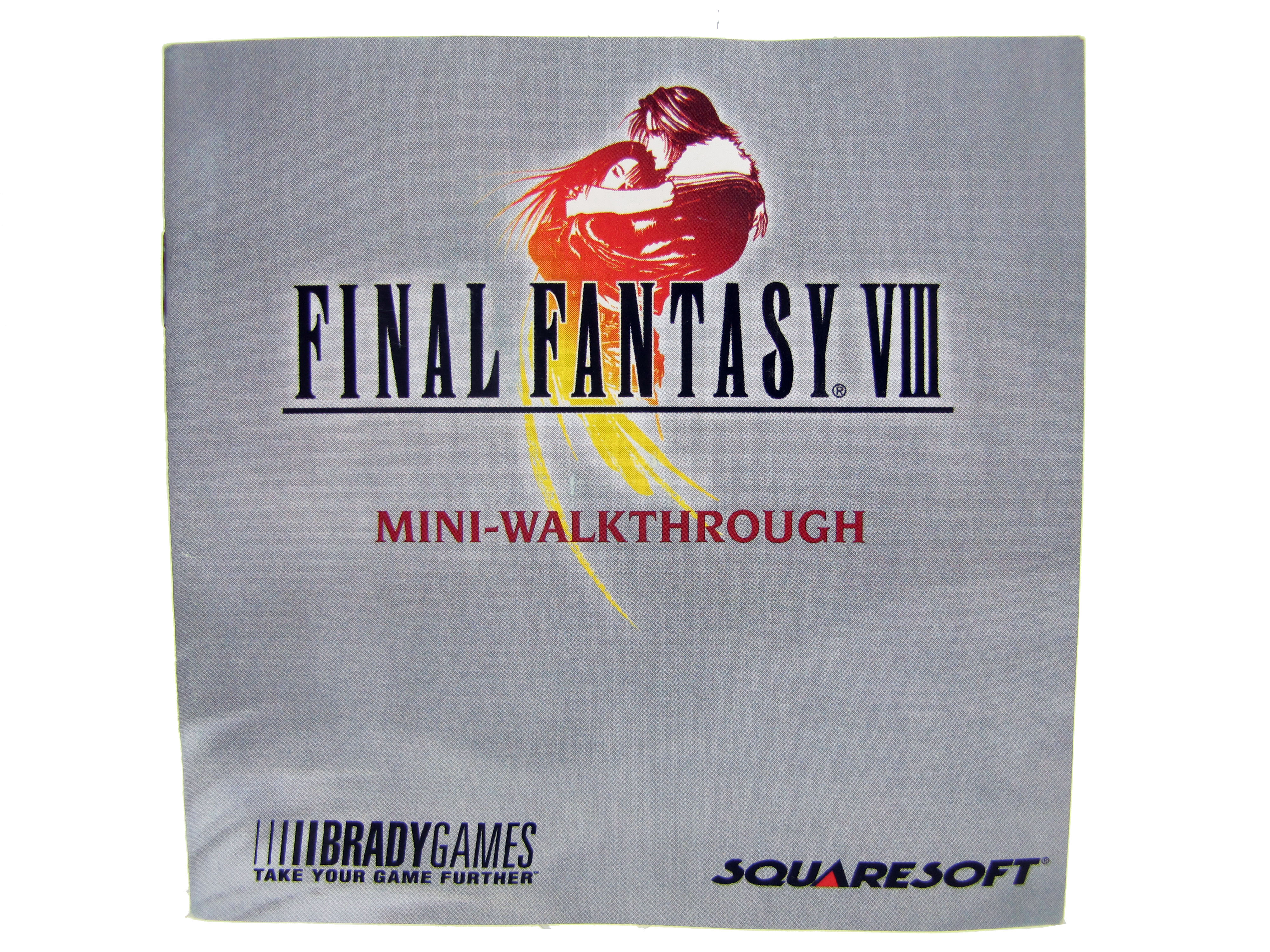 PS1 Final Fantasy VIII Mini Walkthrough - 1999